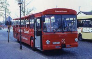 Wagen 2067 bei einer Fahrt in Köpenick. Foto: C.Neuhaus, Traditionsbus Berlin